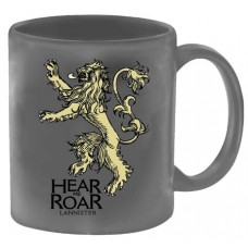 GAME OF THRONES COFFEE MUG LANNISTER