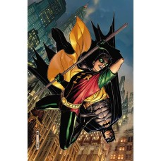 ROBIN 80TH ANNIV 100 PAGE GIANT SUPER SPECTACULAR #1 1990S JIM CHEUNG VAR ED