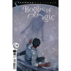 BOOKS OF MAGIC #18 (MR)