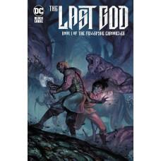 LAST GOD #6 (MR)