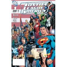 DOLLAR COMICS JUSTICE LEAGUE OF AMERICA #1 2006