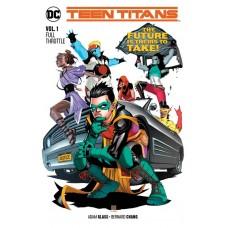 TEEN TITANS TP VOL 01 FULL THROTTLE