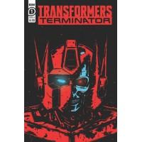 TRANSFORMERS VS TERMINATOR #1 CVR A FULLERTON