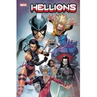 HELLIONS #1 DX