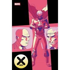 X-MEN #8 MARTIN GOD LOVES MAN KILLS VAR DX