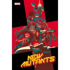 NEW MUTANTS #9 MARTIN GOD LOVES MAN KILLS VAR DX