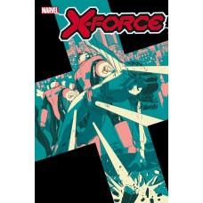 X-FORCE #9 MARTIN GOD LOVES MAN KILLS VAR DX