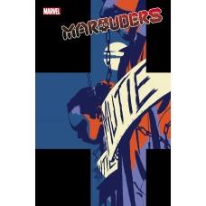 MARAUDERS #9 MARTIN GOD LOVES MAN KILLS VAR DX