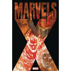 MARVELS X #3 (OF 6)