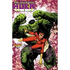 IMMORTAL HULK #32 ZIRCHER SPIDER-WOMAN VAR