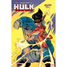 IMMORTAL HULK #33 CORY SMITH SPIDER-WOMAN VAR