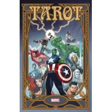 TAROT #4 (OF 4)
