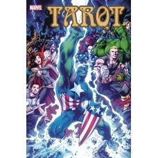 TAROT #4 (OF 4) DAVIS VAR