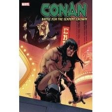 CONAN BATTLE FOR SERPENT CROWN #2 (OF 5)