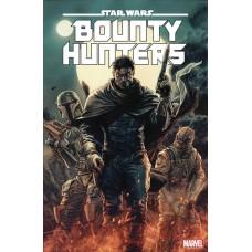 STAR WARS BOUNTY HUNTERS #1