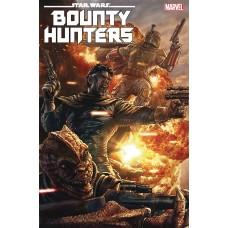 STAR WARS BOUNTY HUNTERS #2