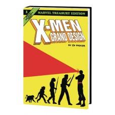 X-MEN GRAND DESIGN OMNIBUS HC