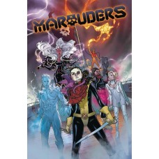 MARAUDERS BY GERRY DUGGAN TP VOL 01