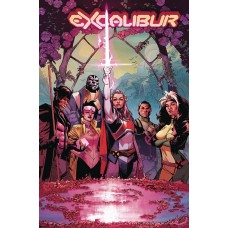 EXCALIBUR BY TINI HOWARD TP VOL 01