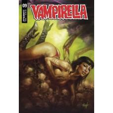 VAMPIRELLA #9 CVR A PARRILLO