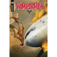 VAMPIRELLA #9 CVR D GUNDUZ