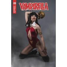 VAMPIRELLA #9 CVR E TEENA TITAN COSPLAY