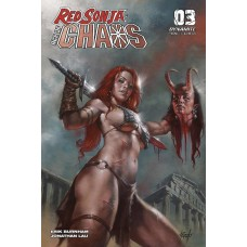 RED SONJA AGE OF CHAOS #3 CVR A PARRILLO
