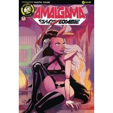 AMALGAMA SPACE ZOMBIE #6 CVR A YOUNG (MR)