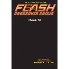 FLASH CROSSOVER CRISIS HC VOL 02