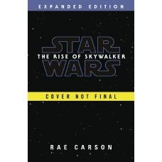 STAR WARS RISE OF SKYWALKER EXPANDED ED HC