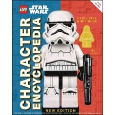 LEGO STAR WARS CHARACTER ENCYCLOPEDIA NEW ED