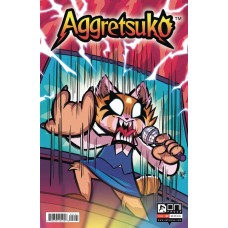 AGRETSUKO #2 CVR B MCGINTY