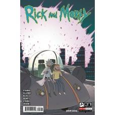 RICK & MORTY #60 CVR A ELLERBY