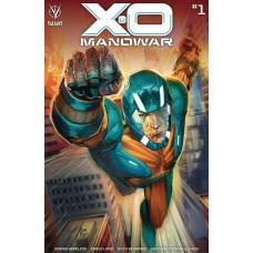 X-O MANOWAR (2020) #1 CVR C REIS