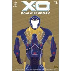 X-O MANOWAR (2020) #1 CVR F 1:250 BRONZE VAR