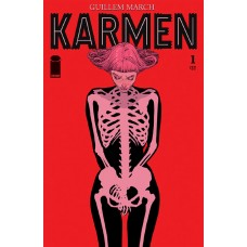 KARMEN #1 CVR A MARCH (MR)