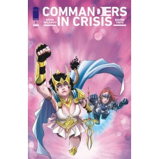 COMMANDERS IN CRISIS #6 (OF 12) CVR A TINTO (MR)