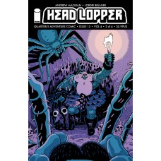 HEAD LOPPER #15 CVR A MACLEAN & BELLAIRE (MR)
