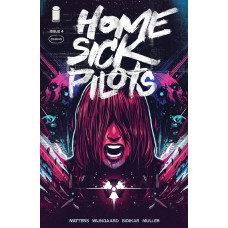 HOME SICK PILOTS #4 (MR)