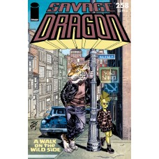 SAVAGE DRAGON #258 CVR A LARSEN (MR)