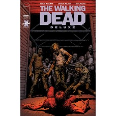WALKING DEAD DLX #11 CVR A FINCH & MCCAIG (MR)