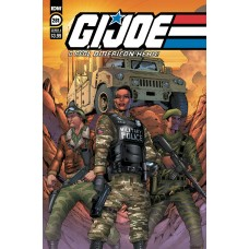 GI JOE A REAL AMERICAN HERO #281 CVR A ANDREW GRIFFITH