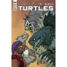 TMNT ONGOING #115 CVR A SOPHIE CAMPBELL