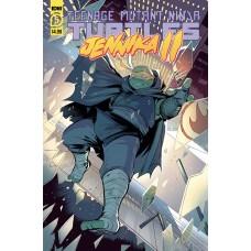 TMNT JENNIKA II #5 (OF 6) CVR A NISHIJIMA