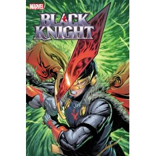 BLACK KNIGHT CURSE EBONY BLADE #1 (OF 5)