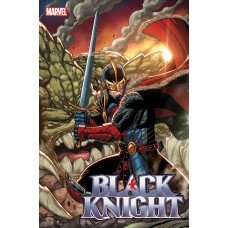 BLACK KNIGHT CURSE EBONY BLADE #1 (OF 5) RON LIM VAR