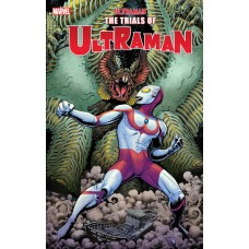 TRIALS OF ULTRAMAN #1 (OF 5)
