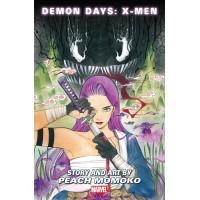 DEMON DAYS X-MEN #1 MOMOKO MAIN CVR