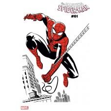 AMAZING SPIDER-MAN #61 MICHAEL CHO SPIDER-MAN TWO-TONE VAR