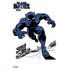 BLACK PANTHER #24 MICHAEL CHO BLACK PANTHER TWO-TONE VAR